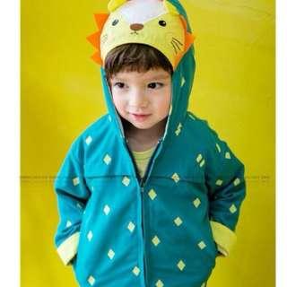 Korean lion head jacket