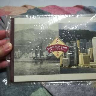 HK Definitive Stamp Booklet