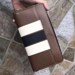 Authentic Coach men Wallet purse Pouch Coin bag