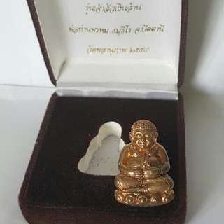 **CNY promotion!!!! $40 only nw for this pc of Bronze Phra Sangkachai by LP Prom