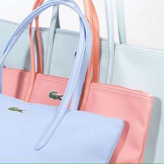 Lacost* Tote Bag