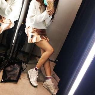 Zara 短裙