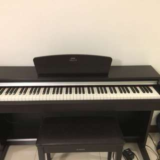 Yamaha 88 key, weighted keyboard. Excellent condition!