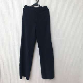 F21 Navy Trousers