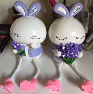 Couple doll