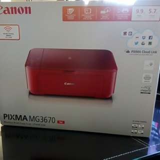 Canon PIXMA MG3670