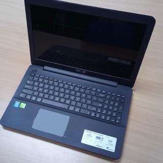 GOOD AS NEW! i5 ASUS GAMING LAPTOP