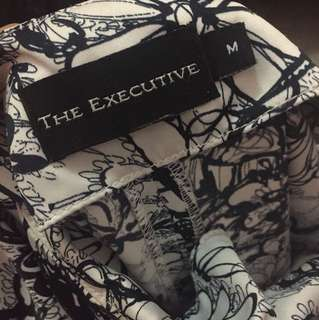 Flower Shirt by The Executive