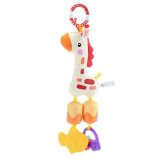 Hanging rattle toy