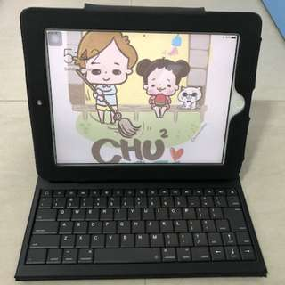 iPad / Tablet cover with Keyboard