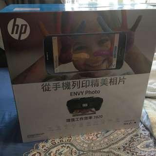 HP Envy Photo 7820 printer 連一年保養
