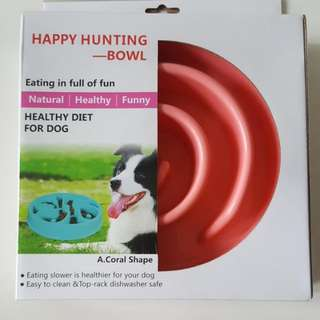 Slow Bowl For Pet Dogs
