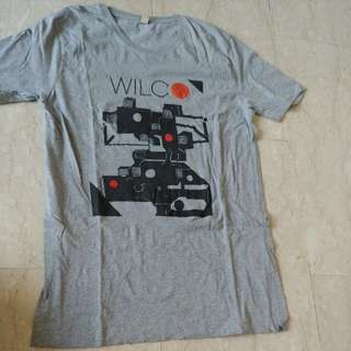 Wilco - The Whole Love Tour T-Shirt