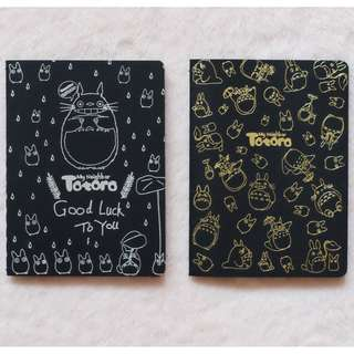 Totoro Notebook Small (Sold Separately)