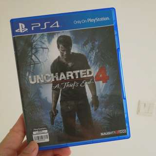 PS Uncharted 4