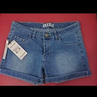 Hotpans Jeans Import  ( Celana pendek )