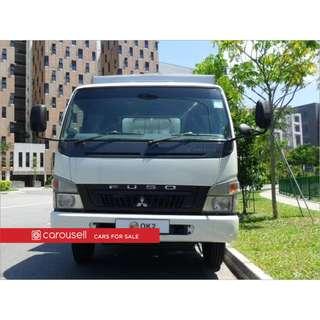 Mitsubishi Fuso Canter FE83 (COE till 11/2022)