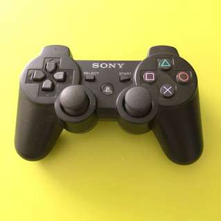 Sony PS3 Dualshock3 six axis  wireless controller