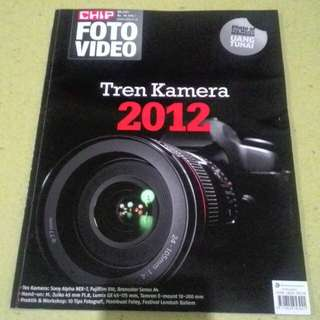 Majalah Foto Video 03 2012
