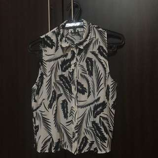 Abercrombie and Fitch - Feather Blouse