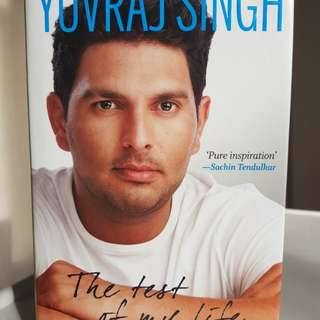Yuvraj Singh: The test of my life