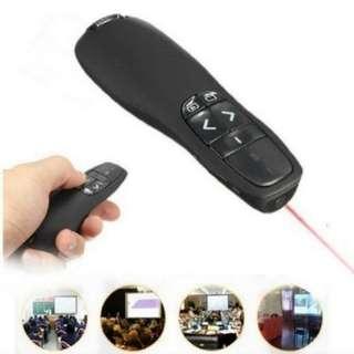 Wireless Portable 2.4 GHz PowerPoint Presenter / Clicker / Pointer