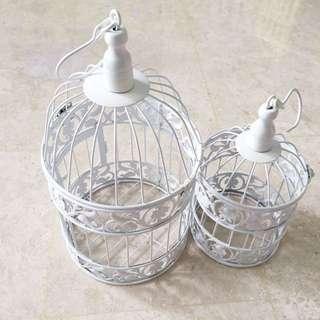Brand new bird cage for event decor