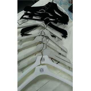 New Arrival Famous Brand Hangers (HK$5 each)