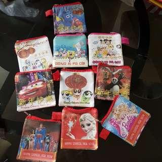 Chinese new year pocket - ang pao - hong bao