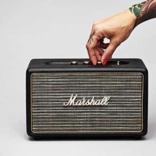 Marshall Acton Bluetooth Speaker (BRAND NEW)