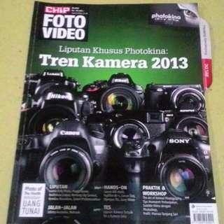 Majalah Foto Video edisi Liputan Fotokina