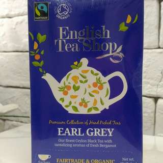 English Tea Shop Earl Grey