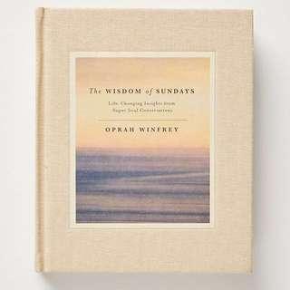 The Wisdom of Sundays by Oprah Winfrey
