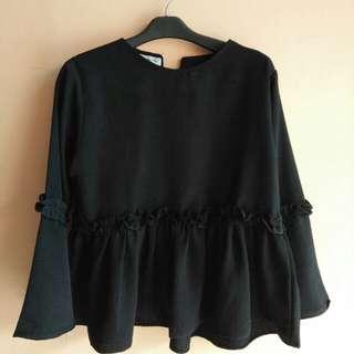 MAYOUTFIT Shirt - Hitam
