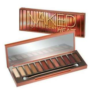 Urban decay UD naked heat