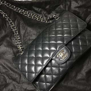 Chanel chains bag 25cm