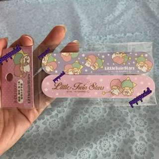 Little Twin Stars 2 PCS Nails File