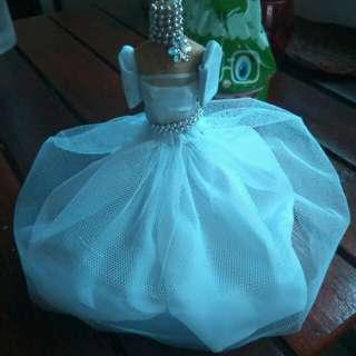 Fashion Dress Form Paper Doll