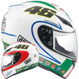 Agv k3 rossi icon
