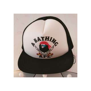 😍A Bathing Ape Private Store Cap帽