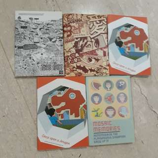 NEW Singapore Memory Project Blank Notebooks