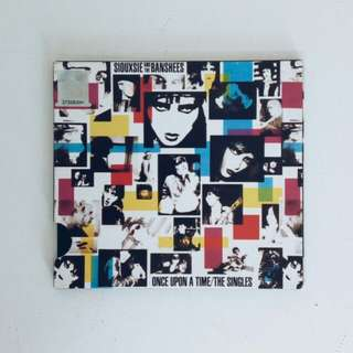Siouxsie and The Banshees - Once Upon A Time/The Singles