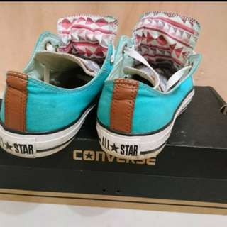 All star converse low tosca