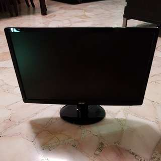"Acer 20"" Monitor HD LED"