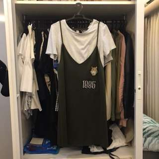 Zara T Shirt Dress