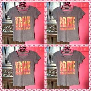 Shirt -Gray
