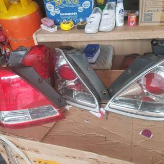 Odyssey tail lamp