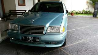 Mercy mercedes benz w202 c280 built up sunroof fully amg