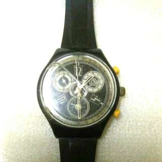 VINTAGE Swatch watch (for parts or repair)