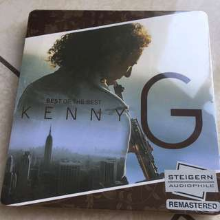 Best of the best KENNY G